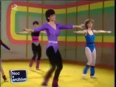 Relácia Cvičme v rytme -80 roky