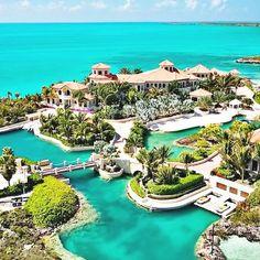 $29,000,000 Mega mansion on a private island.