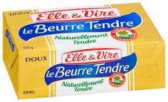 Notre beurre tendre doux, reconnu et récompensé par une médaille d'argent, vous souhaite un excellent petit-déjeuner :-) !  #beurre #elleetvire #tendre #doux #eptitdejeuner #bonjour