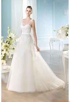 Elegant & Luxuriös Brautkleider 2014
