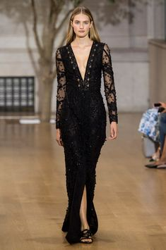 Oscar de la Renta, Spring 2017 - The Most Beautiful Dresses at NYFW Spring 2017 - Photos