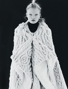 "midaspasha: ""Under the Dome"": Eleonora Baumann by Paul Morel for Vogue Ukraine, September 2014"
