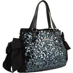 Juicy Couture  Star Shine Sequin Velour Ms. Daydreamer Bag