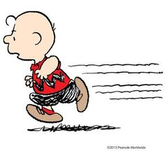 """No problem is so big or so complicated that it can't be run away from!"" ― Charles M. Schulz, The Complete Peanuts, 1959-1962"