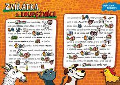 SYLVA FRANCOVÁ: Kreslené pohádky Morse Code, Montessori, Fairy Tales, Alphabet, Snoopy, Coding, Education, Logos, School