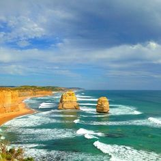 New view of the 12 Apostles from the Great Ocean Road, Victoria - Photo by seeaustralia - #Australia #travel