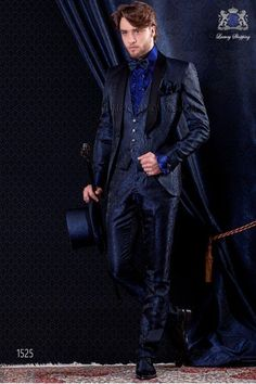Trajes de moda hombre colección Emotion 2019 Ottavio Nuccio Gala. -  Comercial Moyano 4b0e3a74b49