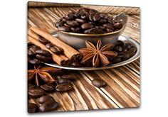 Tablou Sticla Glasspik Kawa 1, 30x30 cm Dog Food Recipes, Almond, Dog Recipes, Almond Joy, Almonds