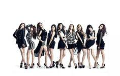 Girls generation The Best album