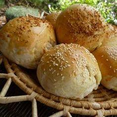 Belles Hamburger Buns Allrecipes.com