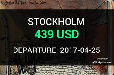 Flight from Phoenix to Stockholm by Avia #travel #ticket #flight #deals   BOOK NOW >>>