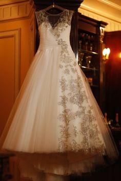 Foto do vestido.