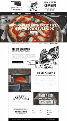 STG Pizzeria & Gelateria by Forefathers™