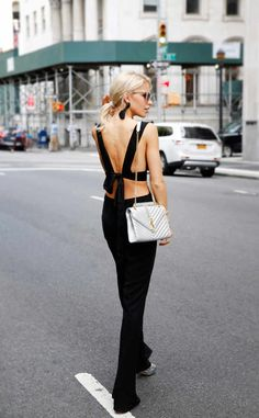 <p>If you're wondering what elegant sporty style looks like, this is it.</p>