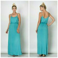 Spotted while shopping on Poshmark: Fabiana Maxi Dress! #poshmark #fashion #shopping #style #Majestii #Dresses & Skirts
