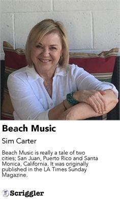 Beach Music by Sim Carter https://scriggler.com/detailPost/story/36415