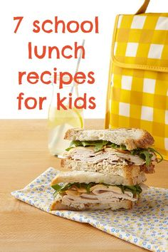 7 easy and affordable school lunch recipes to make for kids