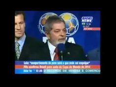 Lula: 'Copa para argentino nenhum botar defeito'Falou seu filho de uma mãe. Vai ser vidente na casa da china