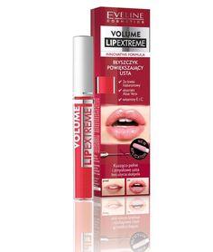Extreme Lip Gloss Volume Lip in 5 MIN Eveline Cosmetics Volume Enhancing | eBay