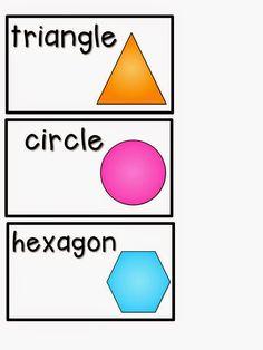 Mrs. Wheeler's First Grade Tidbits: Geometry
