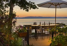 Lake Tahoe/Truckee - Christy Hill Restaurant - Lakeview Dining - Tahoe City, CA