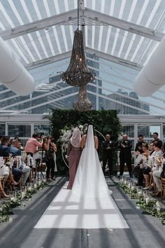 A real wedding in Crown Aviary rooftop marquee, located on Level 3 of the luxurious Crown Towers Melbourne.  #weddingvenue #melbournewedding #realweddings