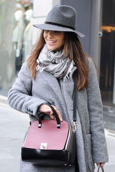 Complementos para Otoño-Invierno 2014. Sombreros De Moda e5efa25b5c5