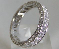 Diamond Wedding Bands For Women Eternity Bands