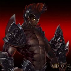 | ARES -God of War |  With an ability to make quick, efficient decisions, Ares commands respect of a great leader. His fearlessness and decisiveness inspire confidence, even among the Gods. -MERAKI