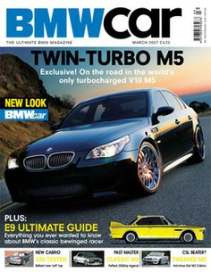 sample of magazine cover