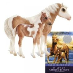 Breyer Traditional Series Misty & Stormy Model & Book Set in stock and ready to ship. Allow additional time for delivery. Each year of the shore of Virginia, the