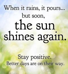 Stay Positive Pictures, Photos, and Images for Facebook, Tumblr, Pinterest, and Twitter