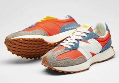 Tenis New Balance, New Balance Shoes, Adidas Fashion, Mens Fashion, Sneaker Bar, Onitsuka Tiger, Hunter Green, Sports Shoes, Orange