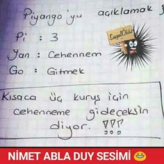 Allah'a şükür yapmıyorum. Really Funny, The Funny, Funny Jump, Best Caps, Troll Face, Funny Sherlock, Comedy Zone, Funny Stickers, My Mood