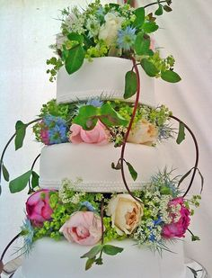 this cake is beautiful