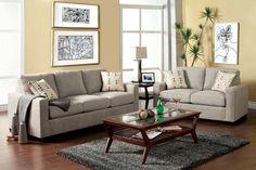 Plush Fabric Sofas - Orange County Furniture Warehouse, SM3021