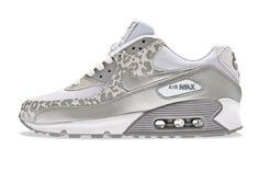 "Nike Air Max 90 ""Metallic Leopard Pack"""