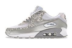 "Nike Air Max 90 ""Metallic Leopard Pack"""