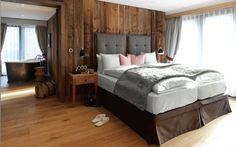 Das Zimmer: Betten wie auf Wolken