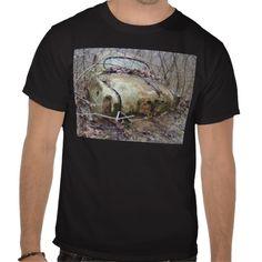 Abandoned Car Shirt