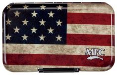 Montana Fly Company Poly Fly Box - American Pride