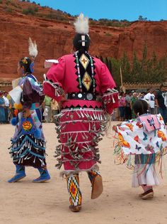 Different styles of the Jingle Dress known as the healing dress to Native First Nations people.