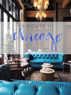48 Hours In Chicago {A Foodie's Guide To The City}