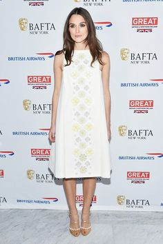 Best dressed - Keira Knightley