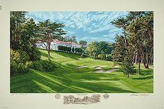 golf course artwork - Google Search