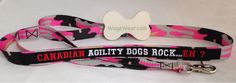 Canadian Agility Dogs Rock ...Eh?!  Why yes, yes they do!!!  Wagz Wear Personalized Dog and Pet Accessories  www.facebook.com/wagzwear Dog Id, Dog Agility, Lost & Found, Pet Accessories, Your Style, Personalized Items, Rock, Facebook, Pets