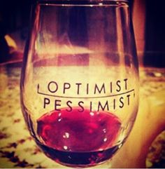 Which do you choose? #optimism #pessimism #mentality #perspective
