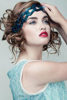 Sade by Nebulaskin Beauty Makeup, Hair Makeup, Hair Beauty, Party Like Gatsby, 1920s Looks, 1920s Hair, Girls World, Love Hair, Cut And Style
