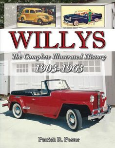 Awesome Amazing Willys ILLUSTRATED HISTORY 1903-1963 BOOK FOSTER MILITARY CAR TRUCK JEEP TILDEN 2017/2018 Check more at http://car24.tk/my-desires/amazing-willys-illustrated-history-1903-1963-book-foster-military-car-truck-jeep-tilden-20172018/