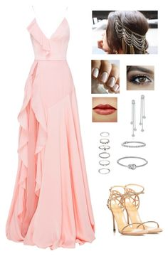 """Beijing Premiere"" by simpsonizer0718 ❤ liked on Polyvore featuring Sergio Rossi, Alex Perry, Tiffany & Co., Forever 21, Blue Nile, Michael Kors, Unrequited, thehitman and thehitmanunrequitedpress"